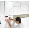 Укладываем плитку в ванной комнате своими руками