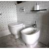 Плитка, имитирующая кирпич, для ванной комнаты
