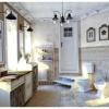 Меблировка ванной комнаты в стиле Прованс: внесем каплю Франции в наш дом