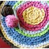 Советы по вязанию коврика для ванной
