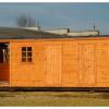 Особенности постройки бытовки с душем и туалетом
