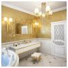 Декоративная штукатурка: плюсы и минусы для ванной комнаты
