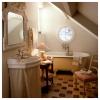 Основы современного дизайна: ванная в стиле прованс