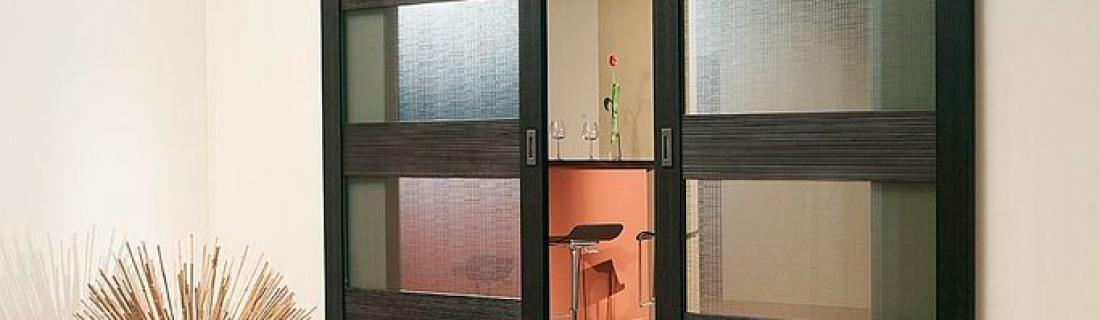 Раздвижные двери – функциональность, практичность, эстетика