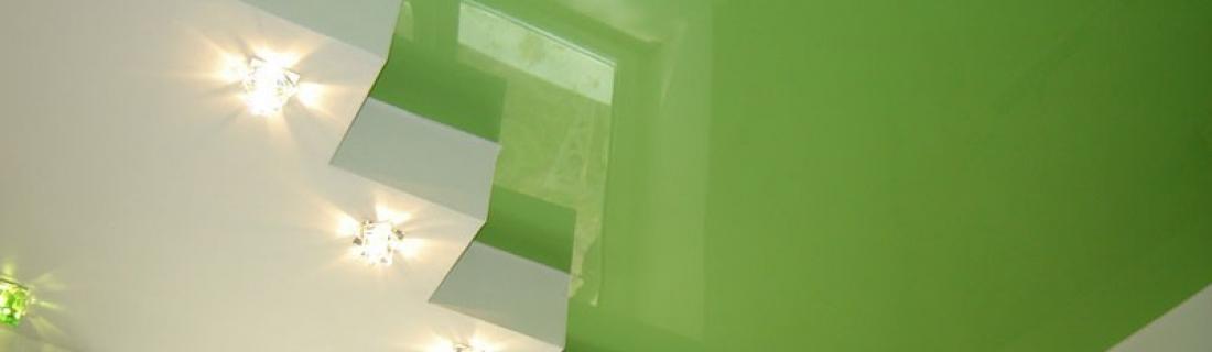 Особенности монтажа подсветки потолков