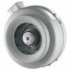 Круглі канальні вентилятори в металевому корпусі — загальний опис