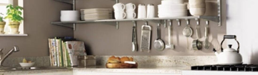 Рациональное использование кухонного пространства