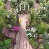 Фен-шуй на садовом участке