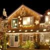 Как оформить дом под Новый год