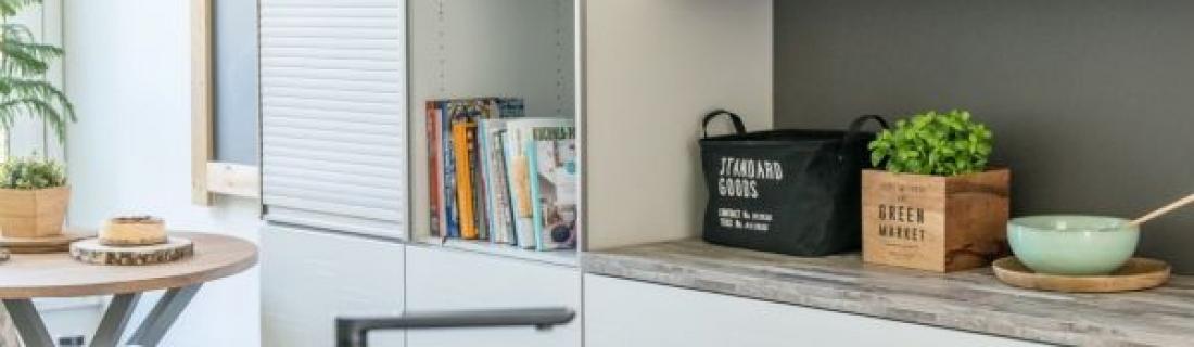 Мебельные акриловые фасады Niemann — ставка на модную кухню