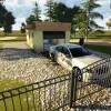 Преимущества гаража для машины на даче