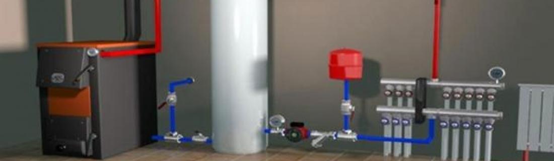 Из чего состоит группа безопасности систем отопления?