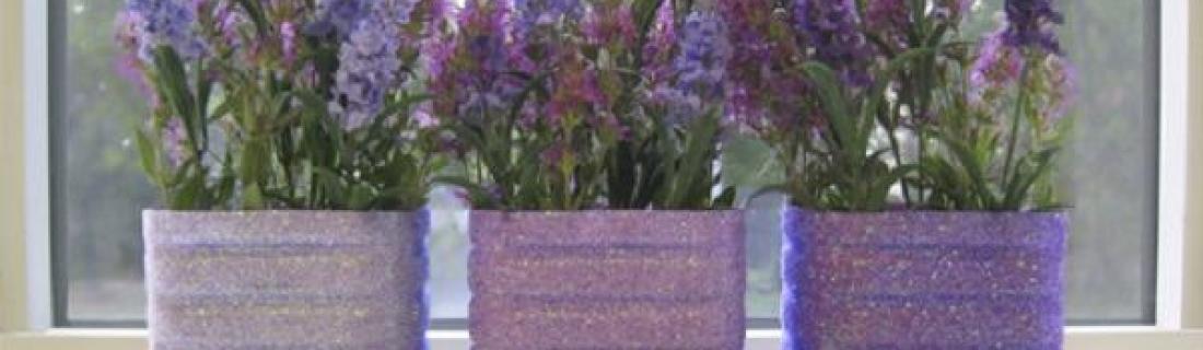 Разновидности пластиковых вазонов для цветов