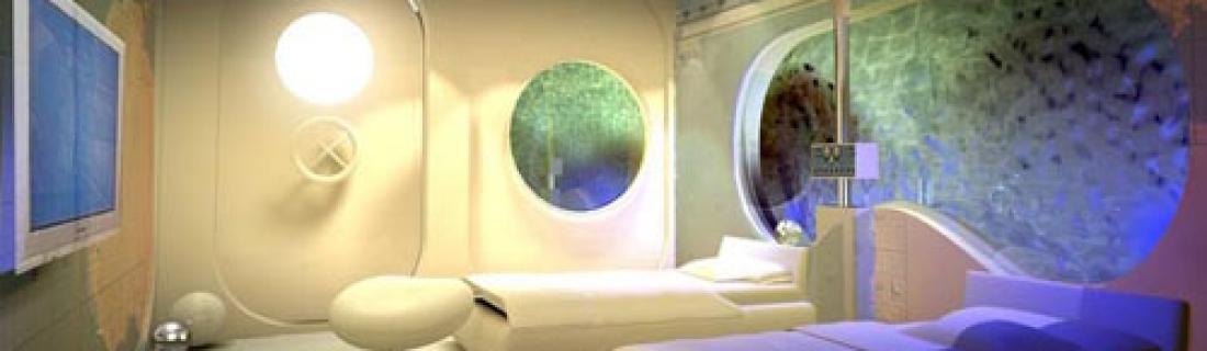 Как сделать квартиру в космическом стиле?