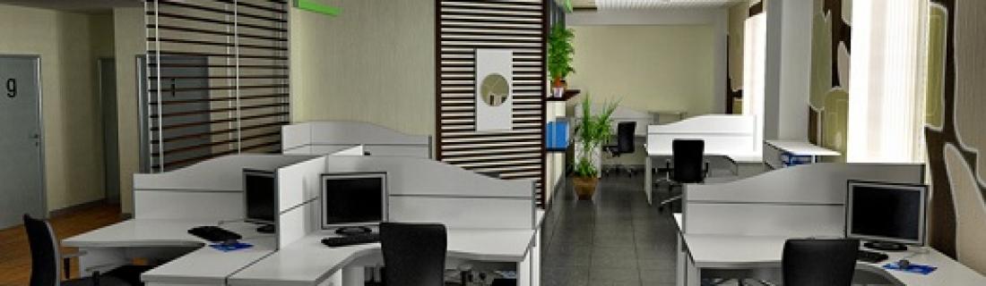 Особенности ремонта офиса