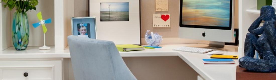 4 идеи, как обустроить комфортное рабочее пространство в квартире