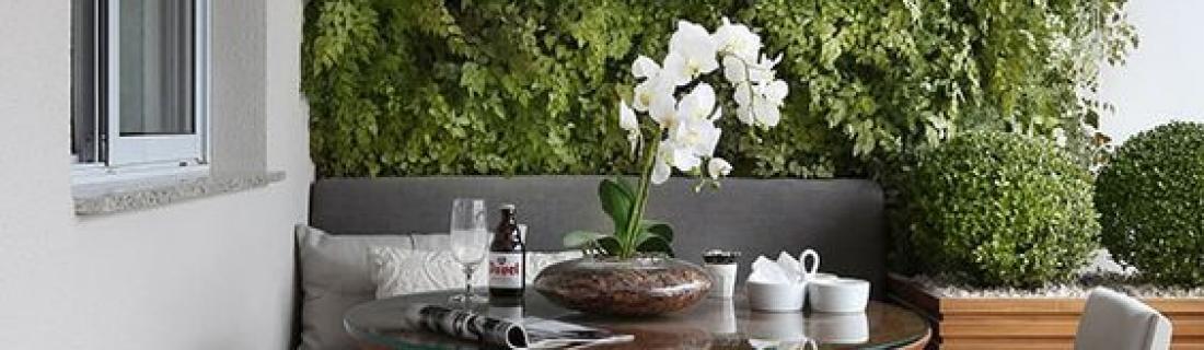 Обновление интерьера с помощью растений