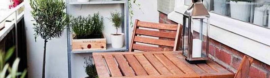 Советы по оформлению лоджии и балкона