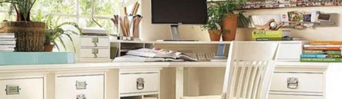 Секреты обустройства домашнего офиса