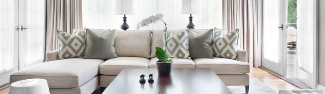 4 секрета, которые помогут сделать гостиную стильной