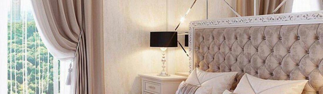 Как разнообразить интерьер спальни?