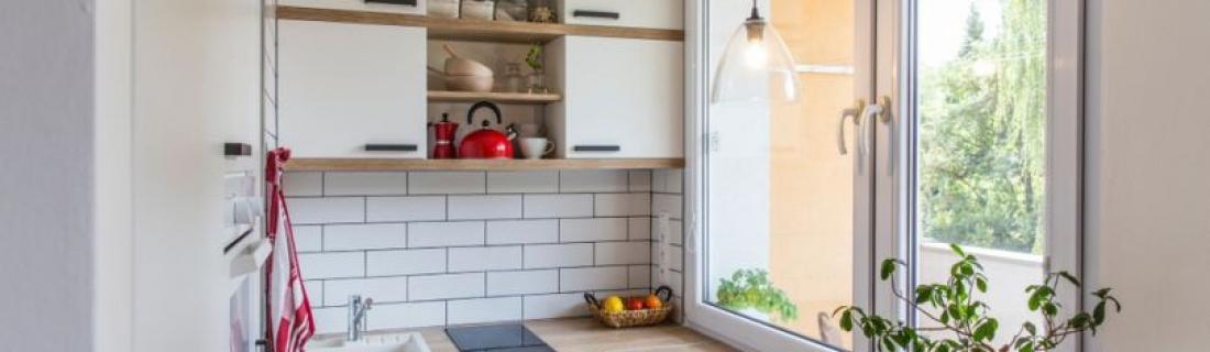 7 приемов для обустройства кухни