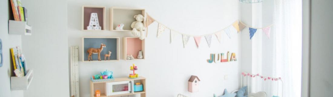 Важные моменты в дизайне детской