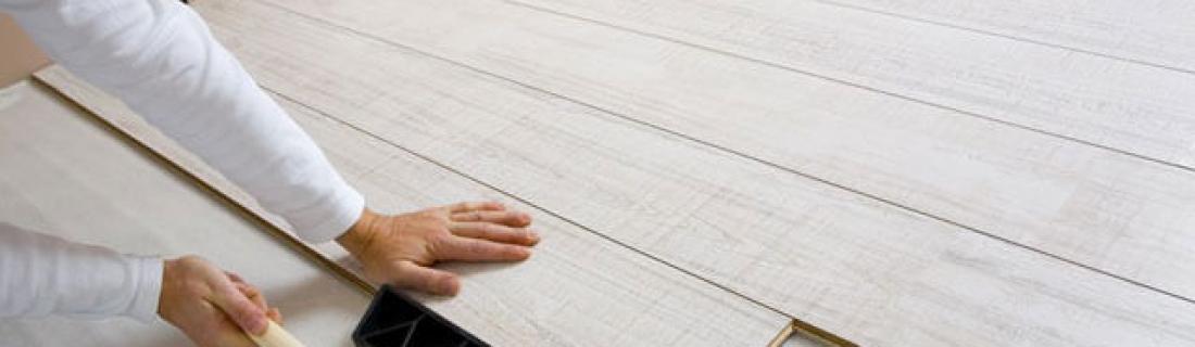 Как легко и надолго сделать укладку ламината?