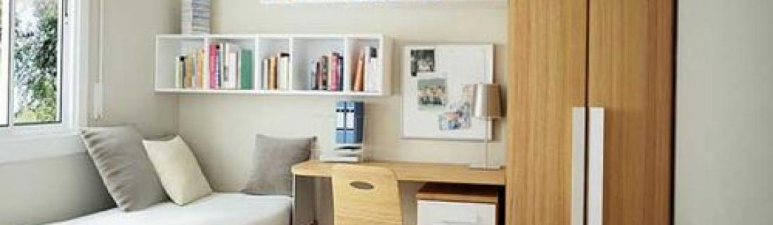 Как украсить маленькую квартиру