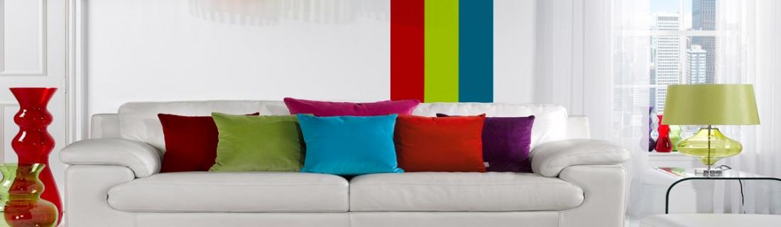 Влияние цвета интерьера на настроение