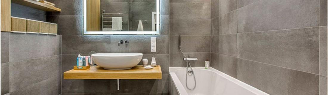 Важные параметры при выборе плитки в ванную