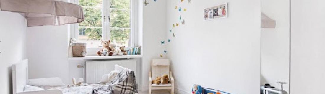 Секреты обустройства идеальной детской комнаты