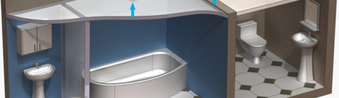 Что нужно знать про канальный вентилятор и вентиляцию в доме