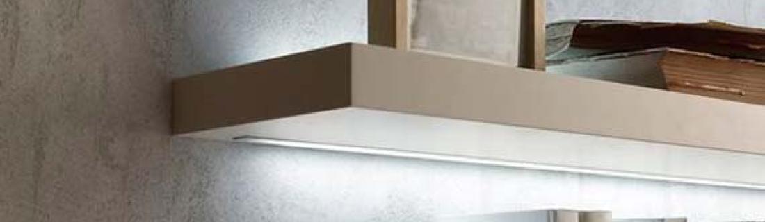Использование светодиодной ленты в интерьере