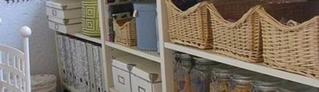 Организация системы хранения в небольшой квартире