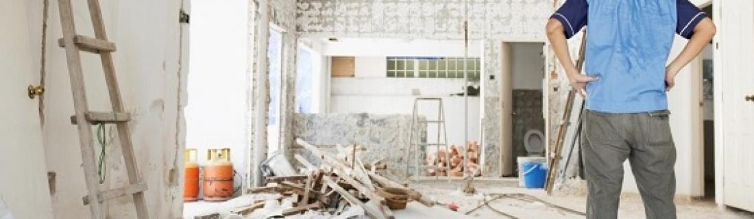 Подготовка квартиры к ремонту, с чего начать