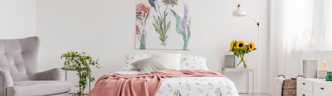 Ошибки в интерьере спальни