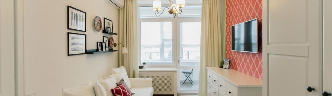 7 лайфхаков для зрительного увеличения пространства в маленькой квартире