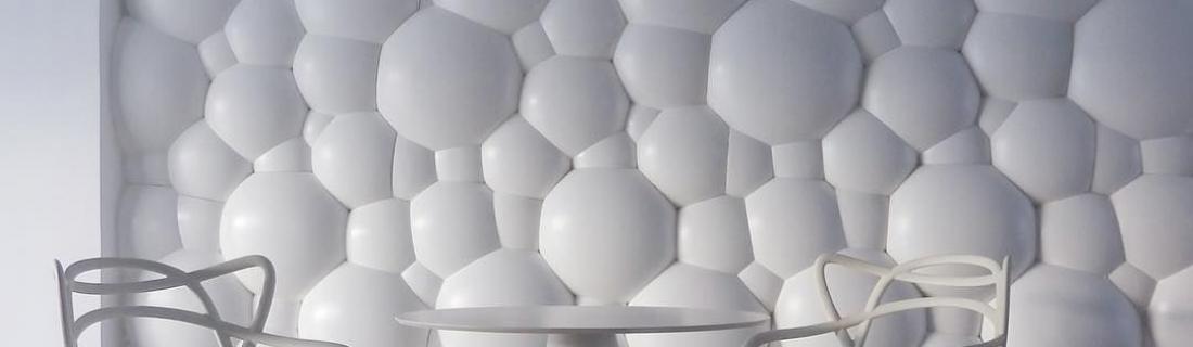 3D-панели и их преимущества для создания дизайна интерьера