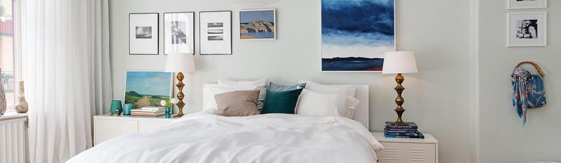 Делаем спальню более уютной