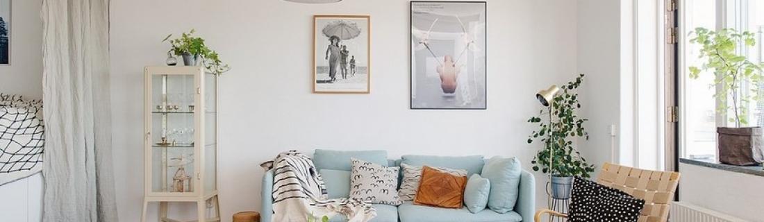 Как экономно обновить интерьер гостиной