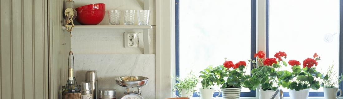 Лайфхаки для маленькой кухни