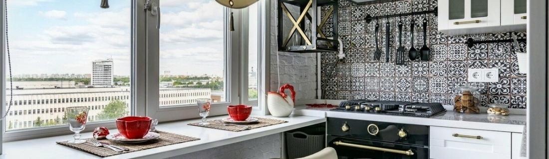 Важные правила дизайна небольшой кухни