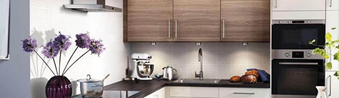 Как правильно оформить небольшую кухню
