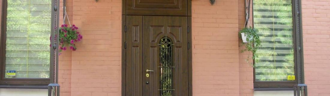 Что нужно знать про входные двери и их виды