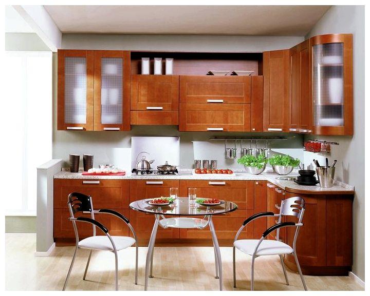 Кухни в хрущёвке фото