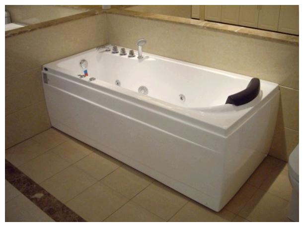 Ванна джакузи  незабываемое удовольствие у себя дома Строитель ... 1784eec093912
