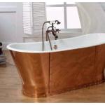 Шаг в будущее: металлические ванны нового поколения
