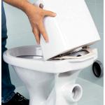 Секреты ремонта в ванной: закрепляем унитаз к полу