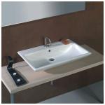 Оптимальная высота умывальника в ванной комнате